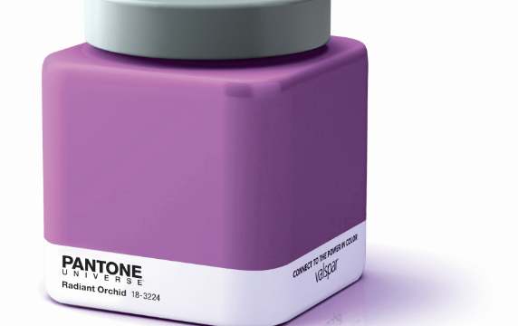 Radiant Orchid: Pantone's Color of 2014