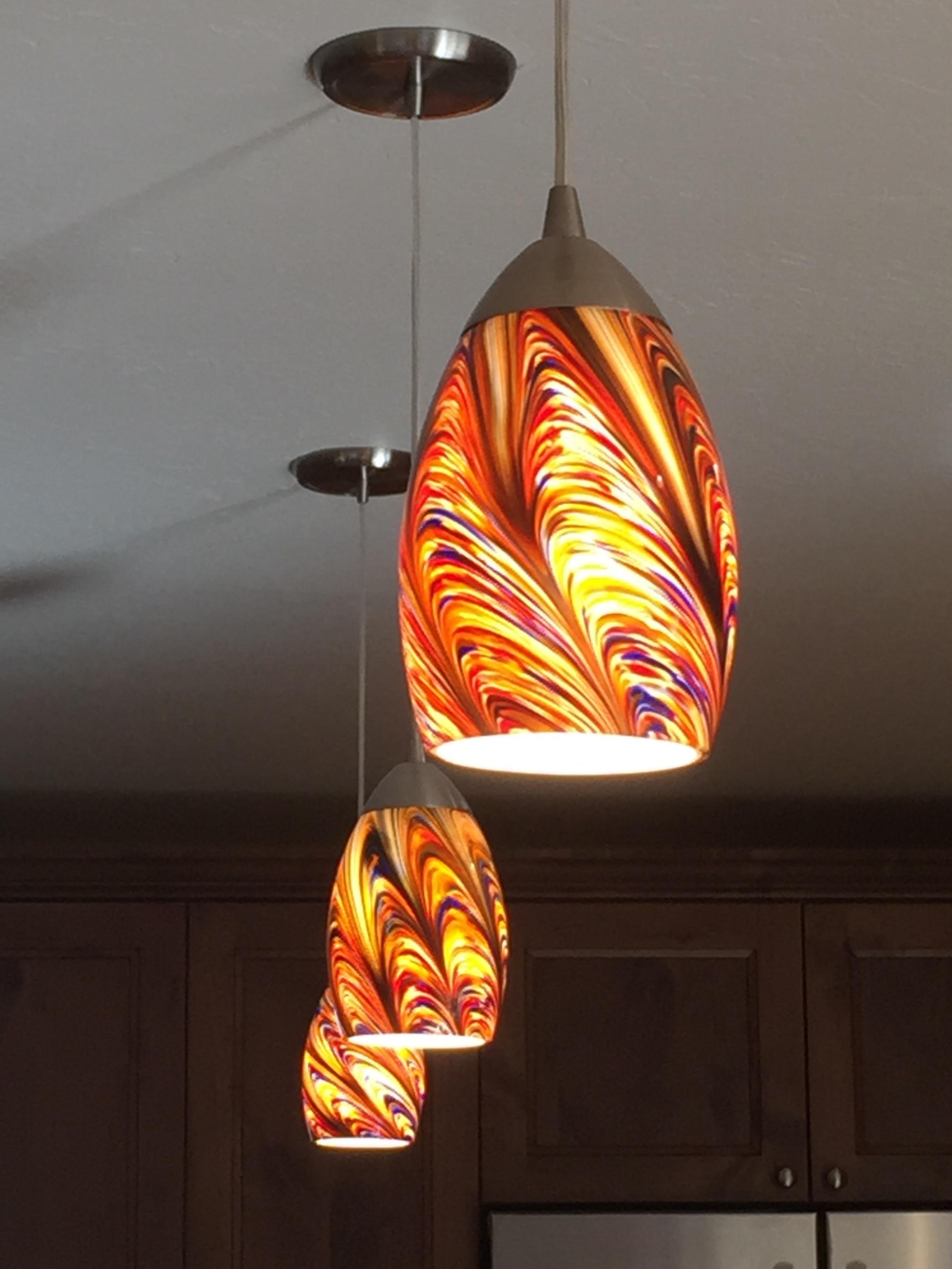 Brighten your kitchen.