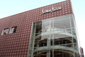 Louis Vuitton Boutique Installation at NM