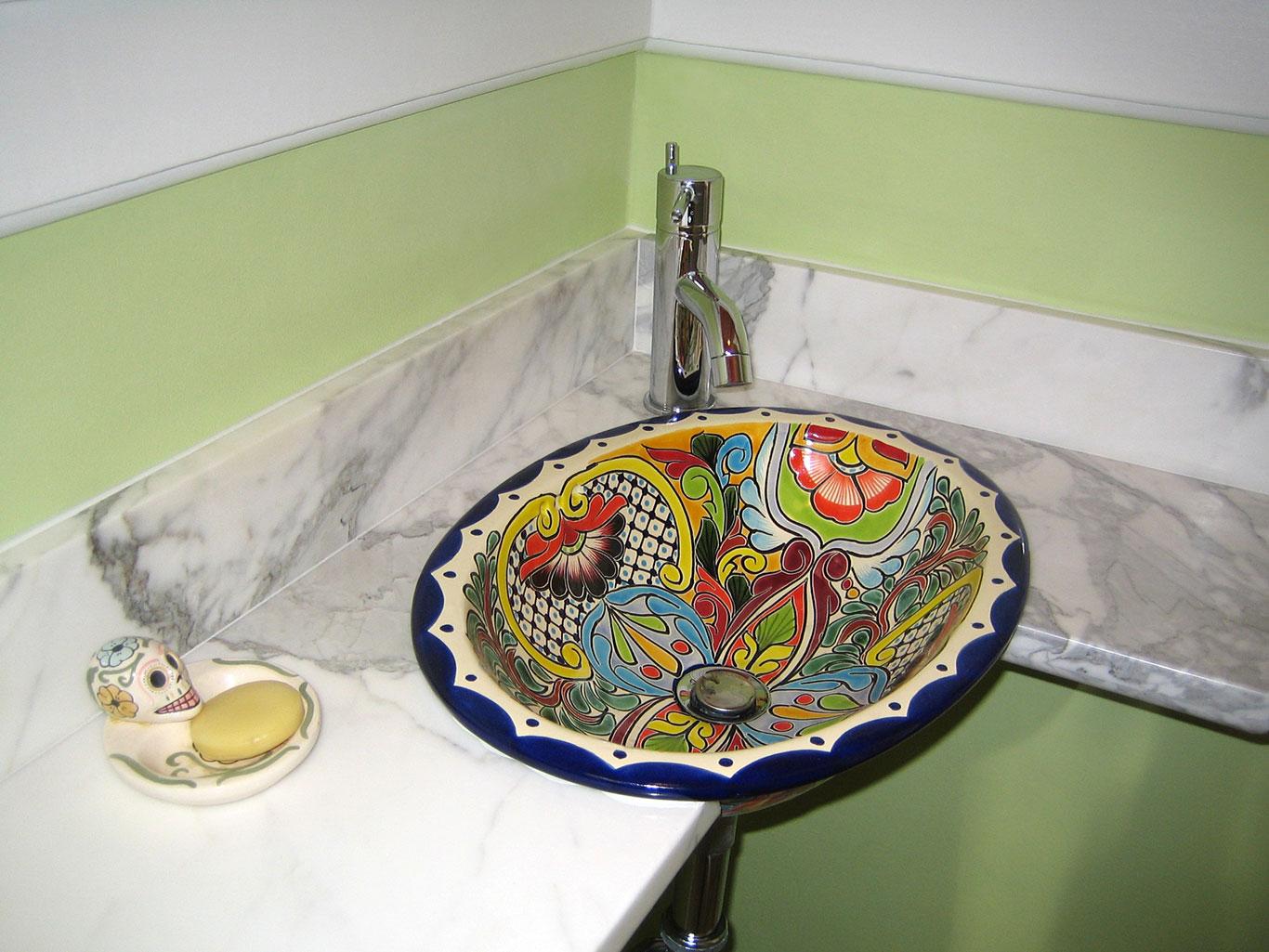 Water closet renovation.